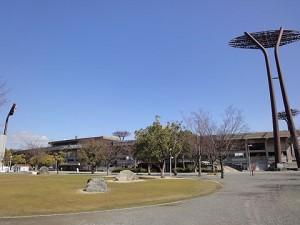愛媛県総合運動公園