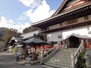 霊場第47番 八坂寺